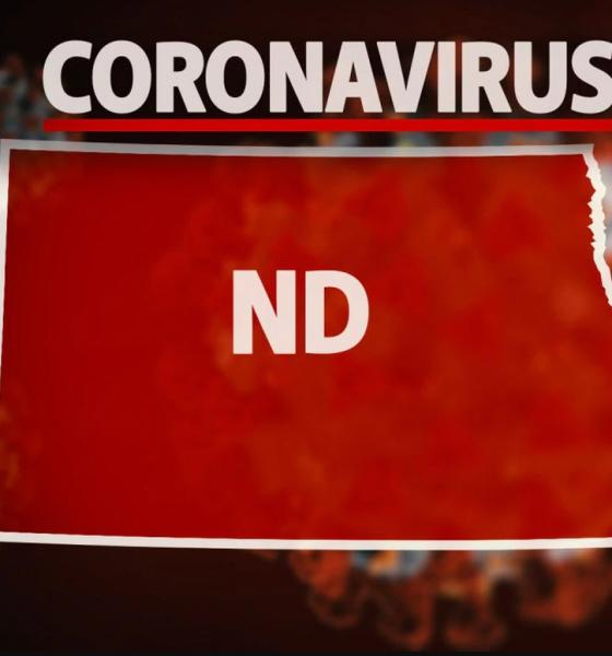 Health officials reported 274 new Covid-19 cases in North Dakota