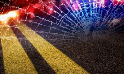 Two-vehicle accident sent 7 individuals to a hospital