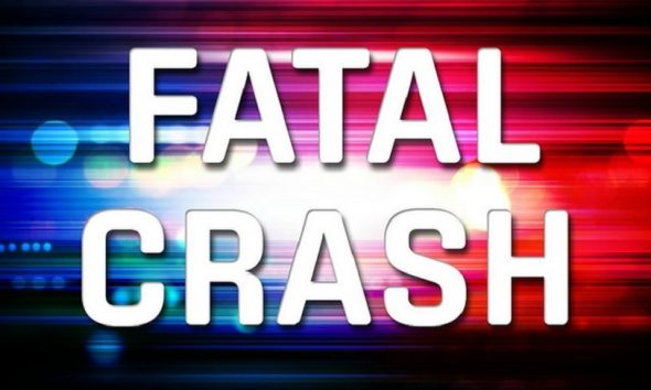 Fiery accident leaves a truck driver dead