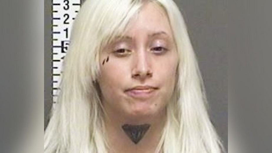 Bond lowered for Fargo woman accused for vandalizing statue of Jesus